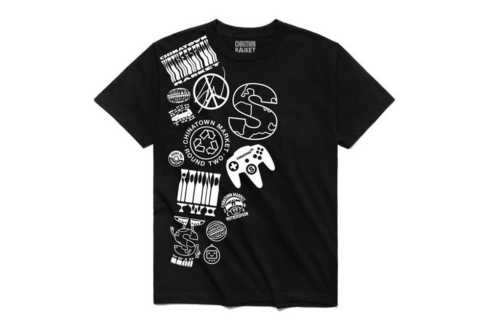 Sean Wotherspoon x Chinatown Market T-shirt