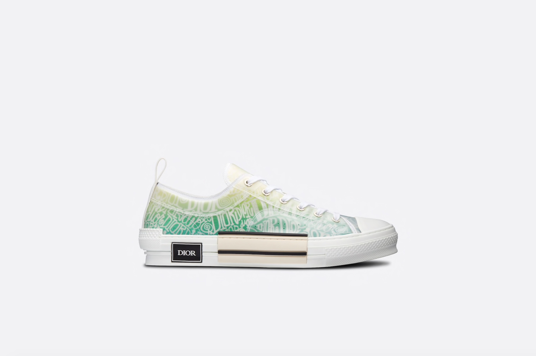 Shawn Stussy x DIOR B23 Low Top Sneakers