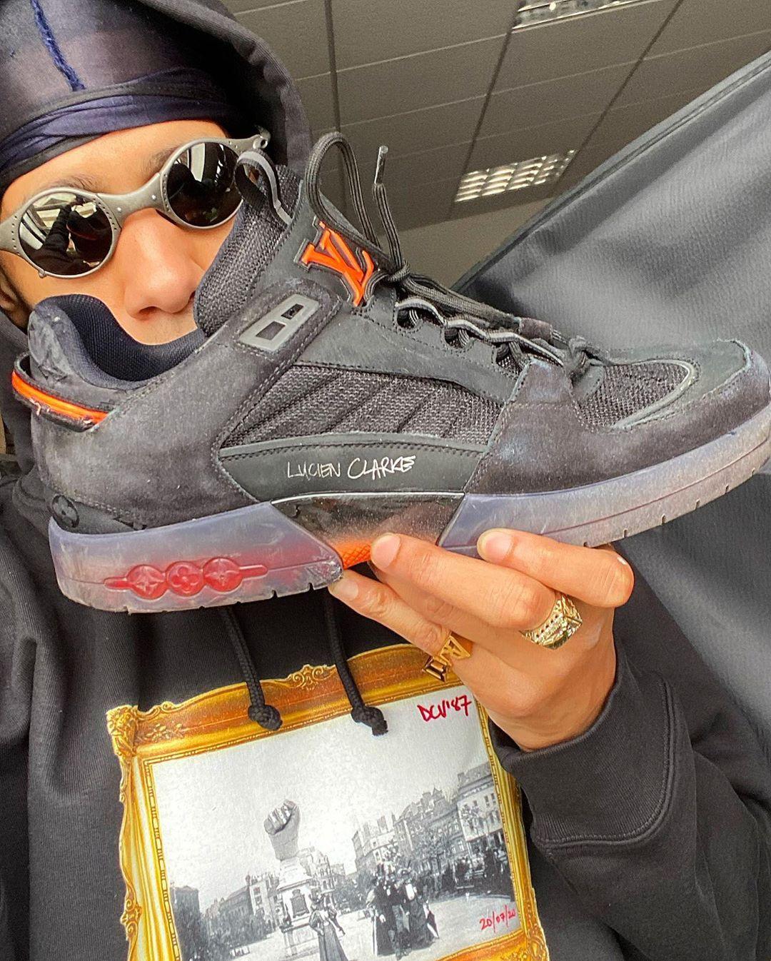 Clarke x Louis Vuitton Sneaker