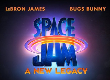 Space Jam 2 A New Legacy locandina