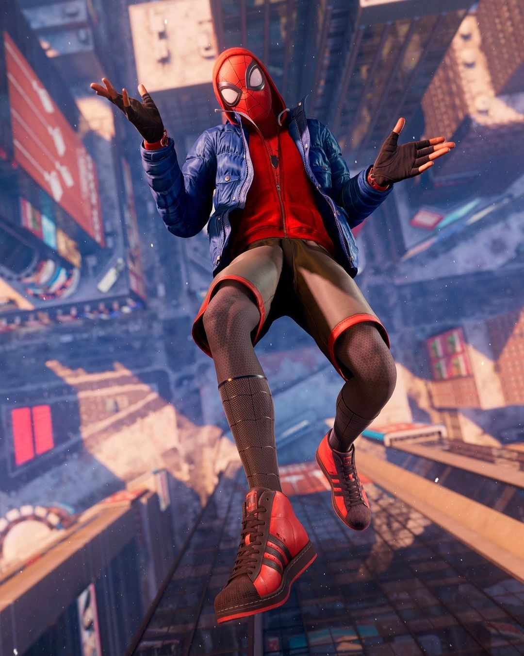 """Spider-Man: Miles Morales"" x adidas Originals Superstar"