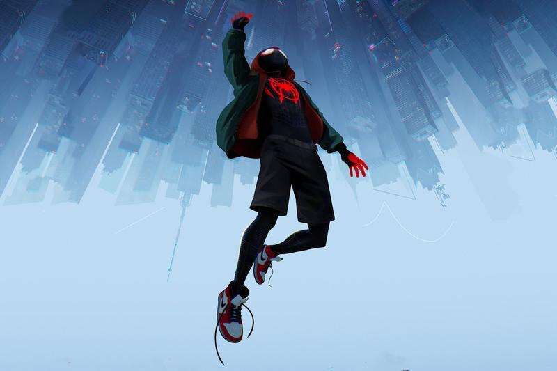 Spiderman Air Jordan 1