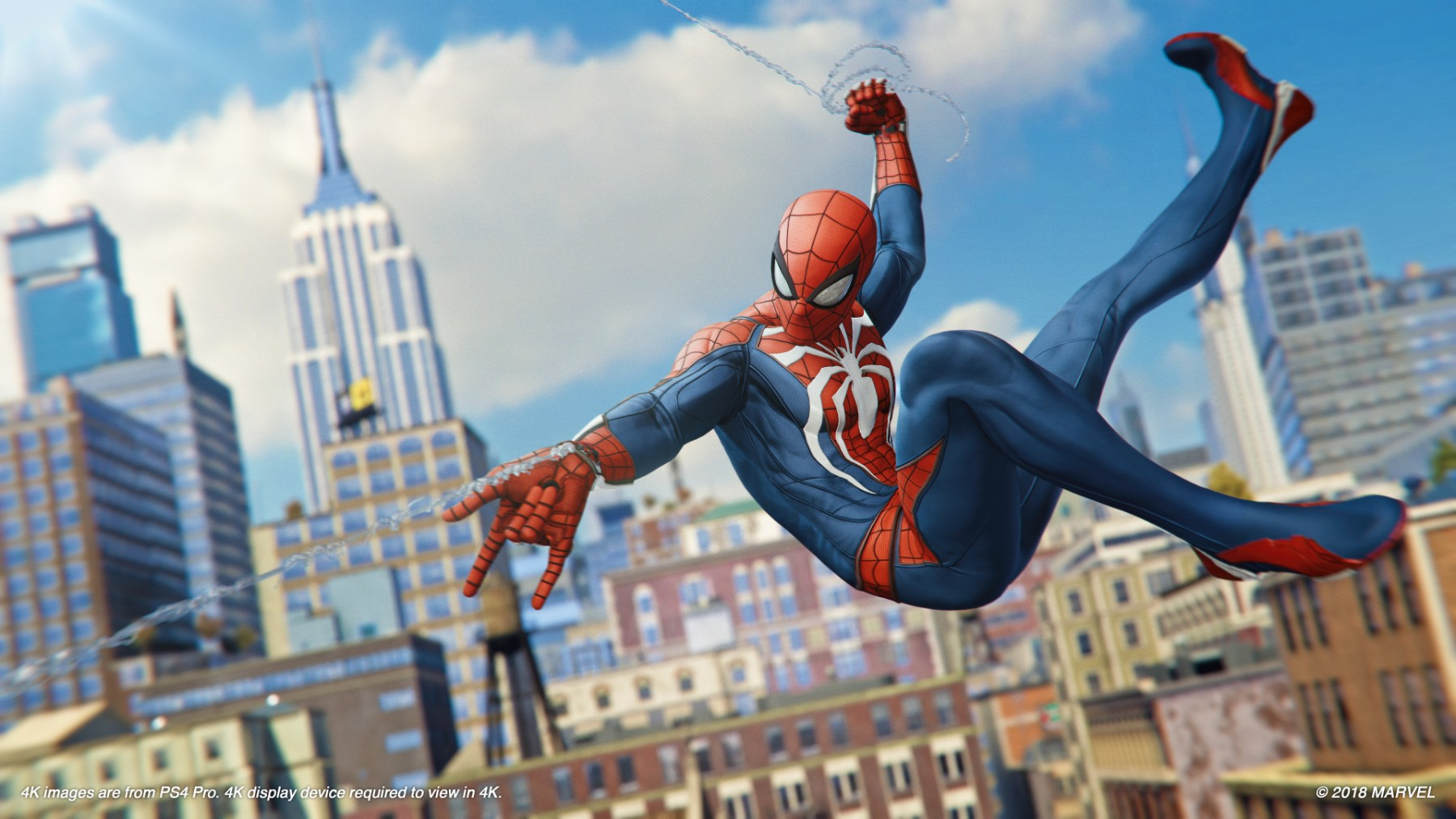 Spiderman PlayStation
