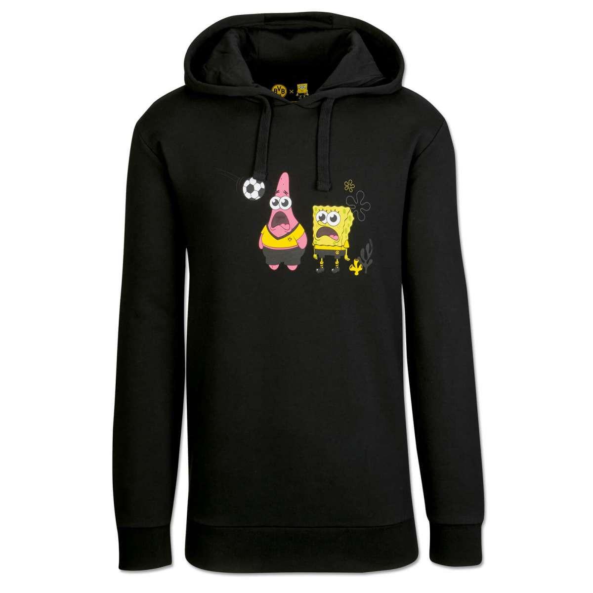 SpongeBob x Borussia Dortmund hoodie black