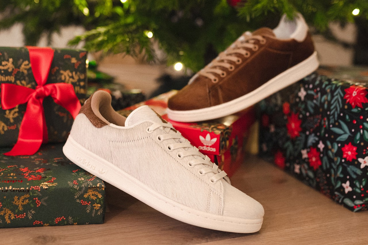 adidas Stan Smith Christmas Monster Gremlins