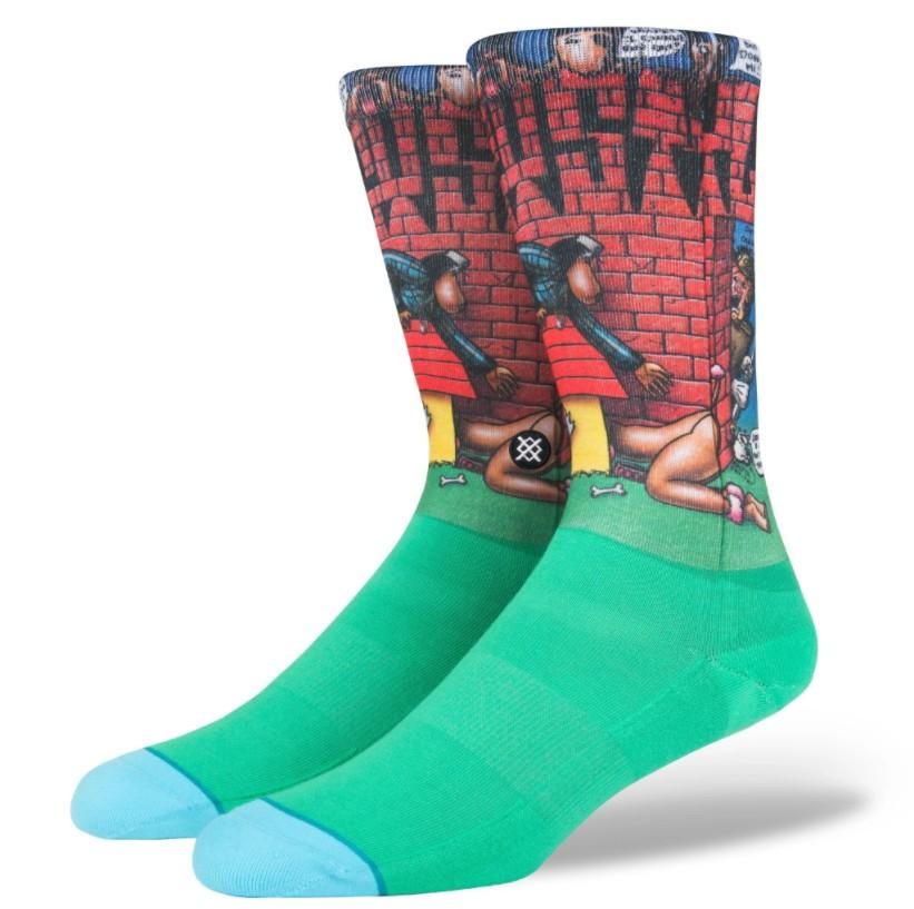 Stance socks verde