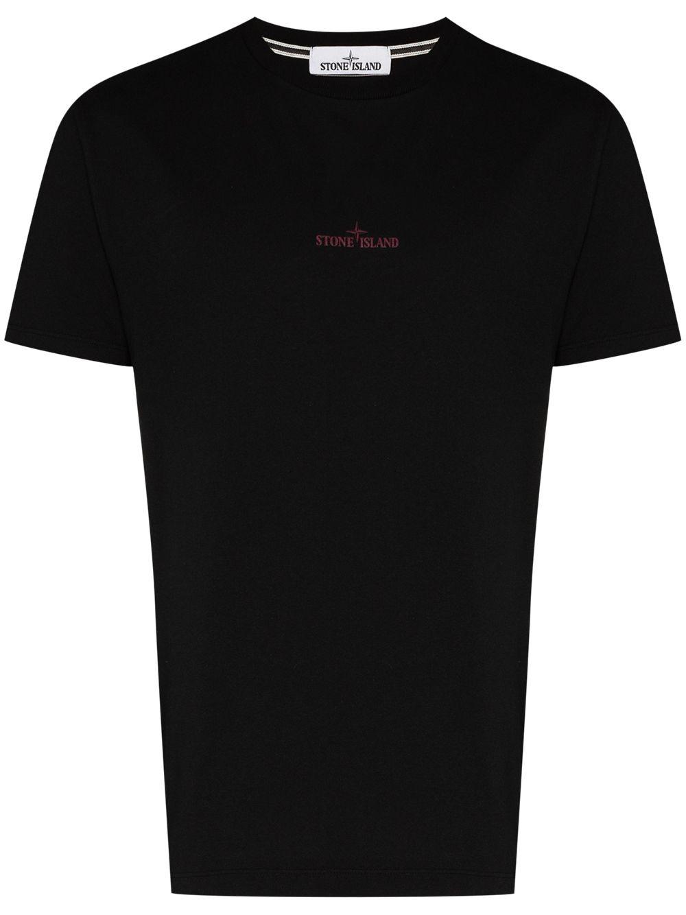 Stone Island t-shirt nera