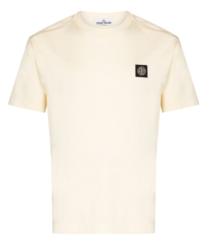 Stone Island t-shirt cream