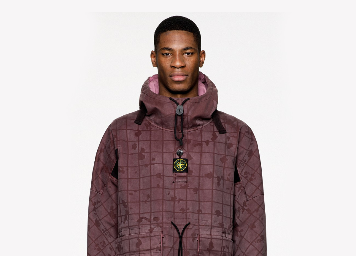 Stone Island Fall Winter 2020 giacca