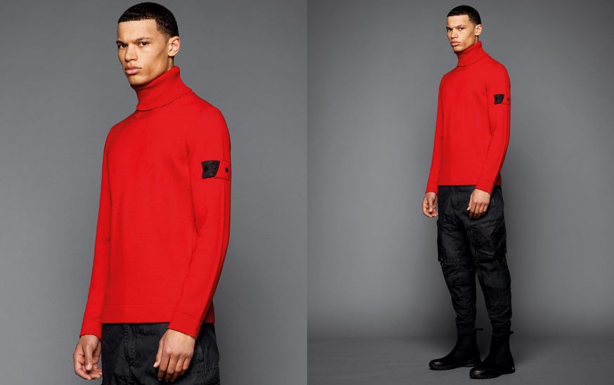 Stone Island Shadow Project turtleneck FW20