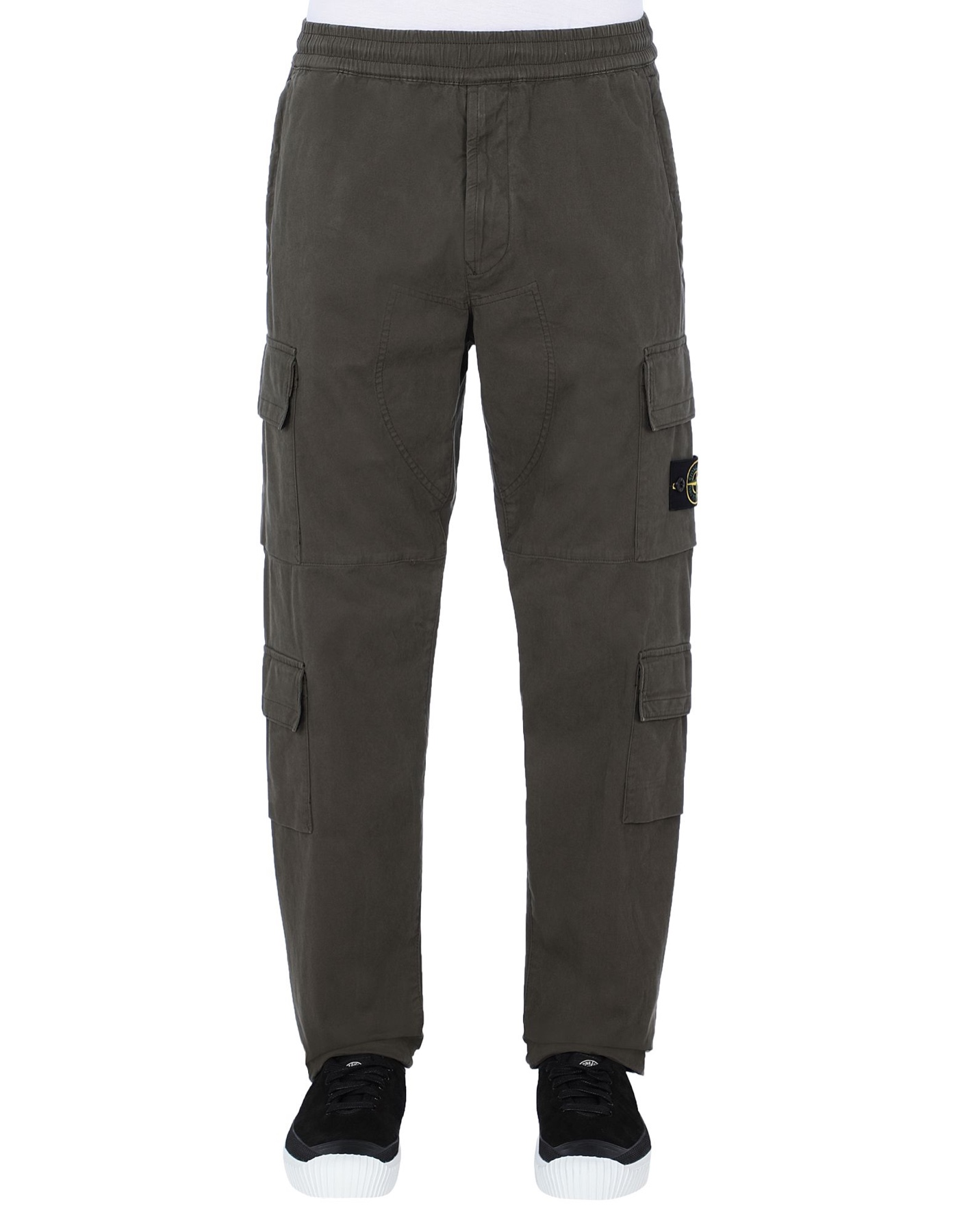 Stone Island 5 pocket pant brown