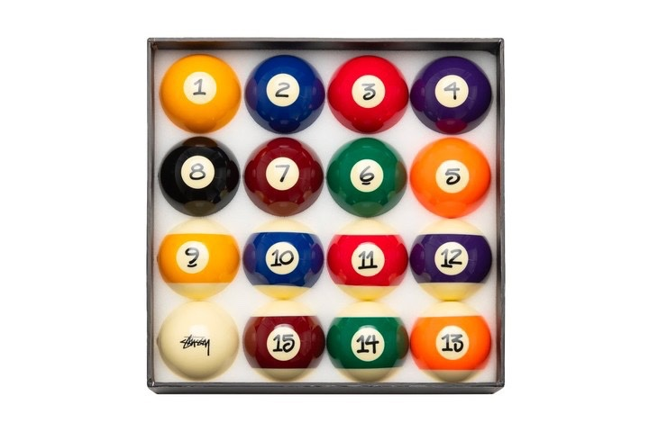 Stussy Biliardo Ball Set