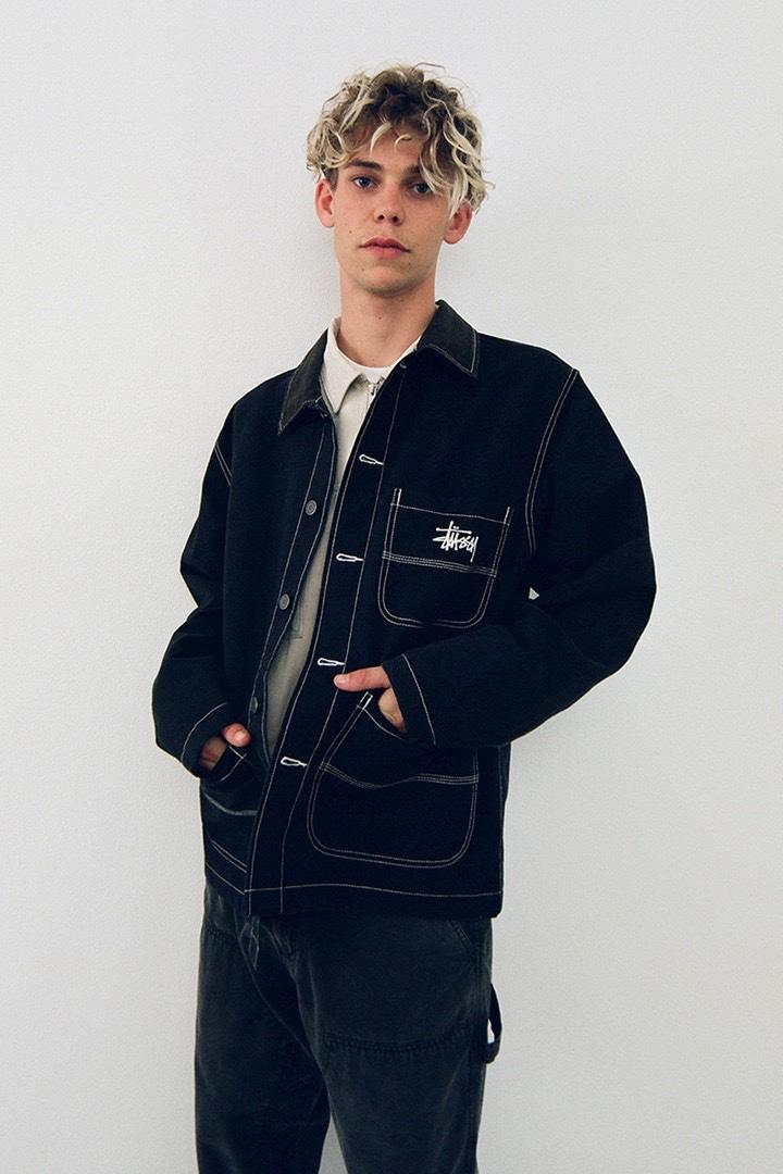 Stussy Fall 2020 trucker jacket