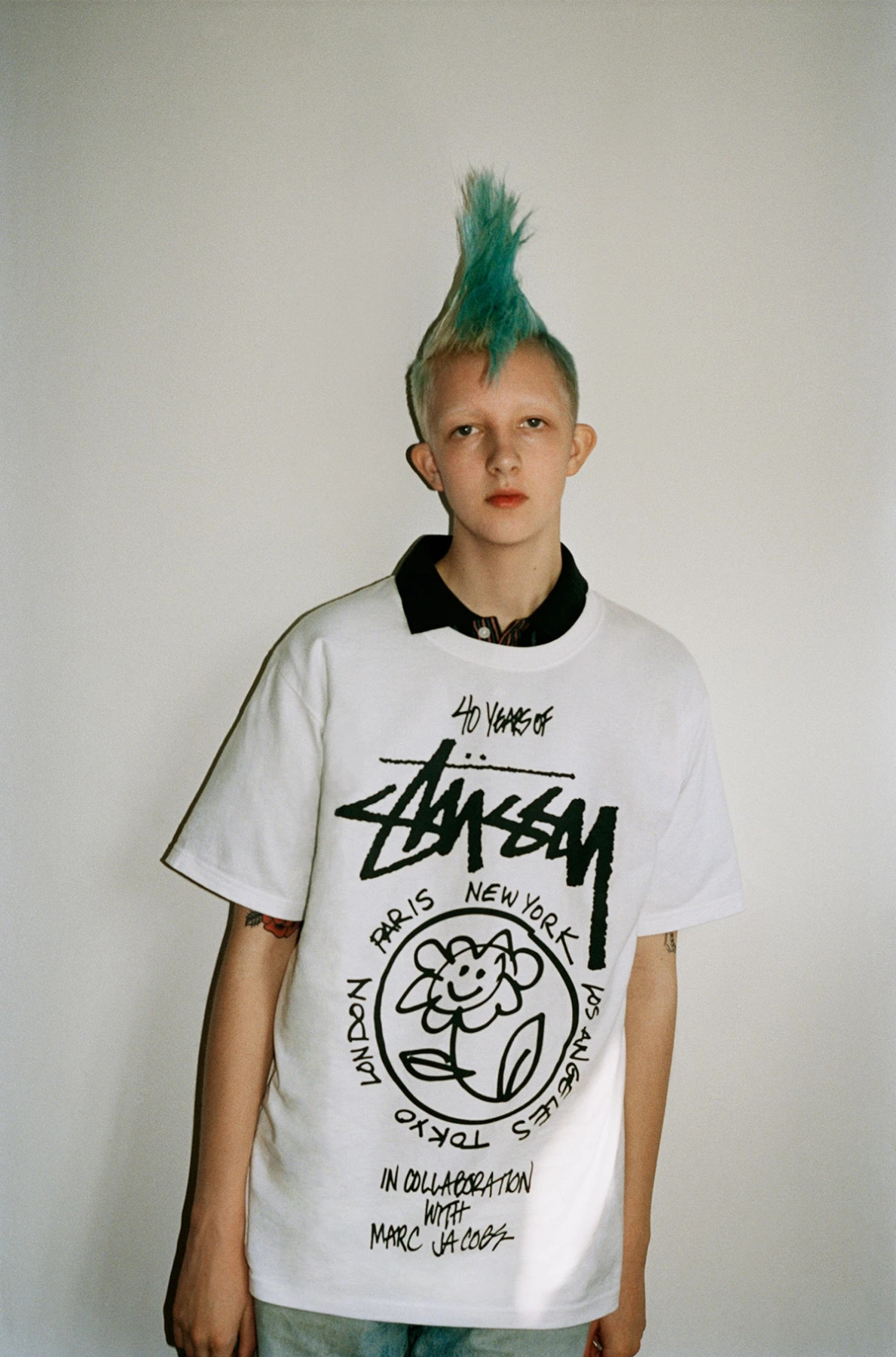 Stussy Marc Jacobs