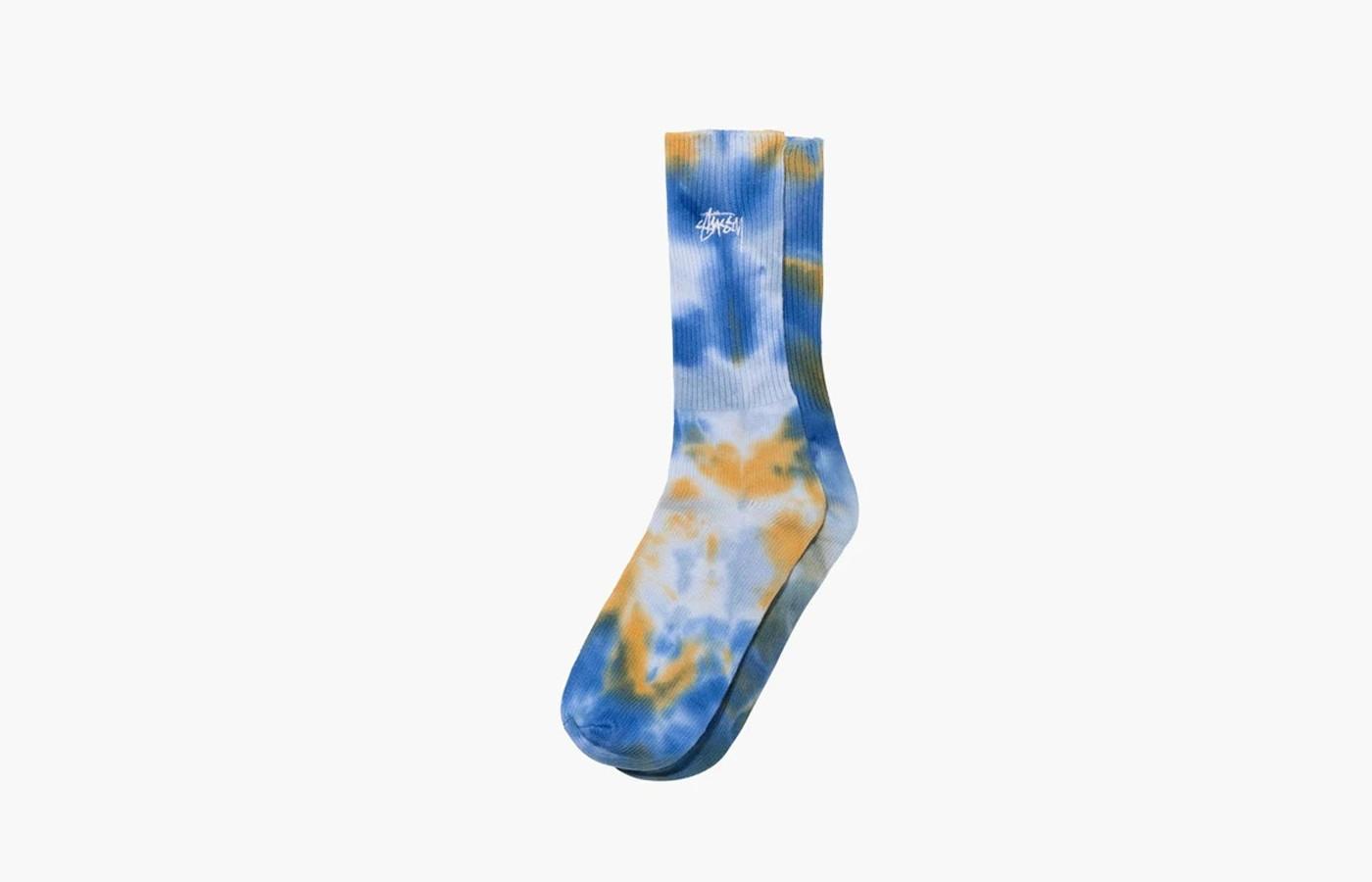 Stussy Socks Tie-dye