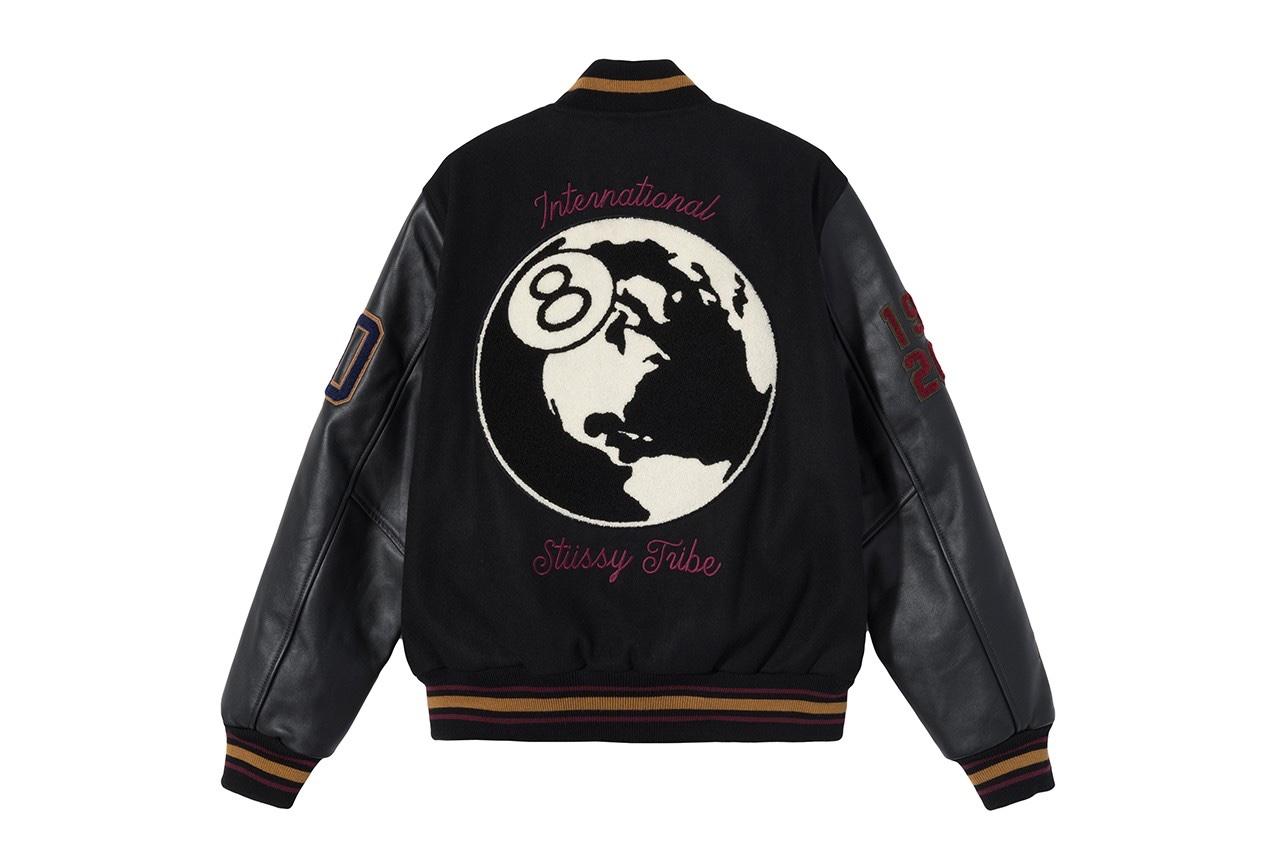 Stussy jacket 40 anniversario capsule