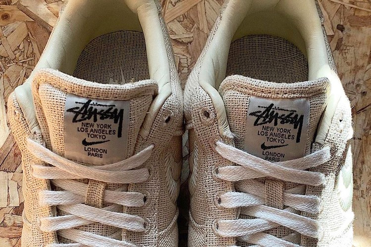Stussy x Nike Air Force 1 Low
