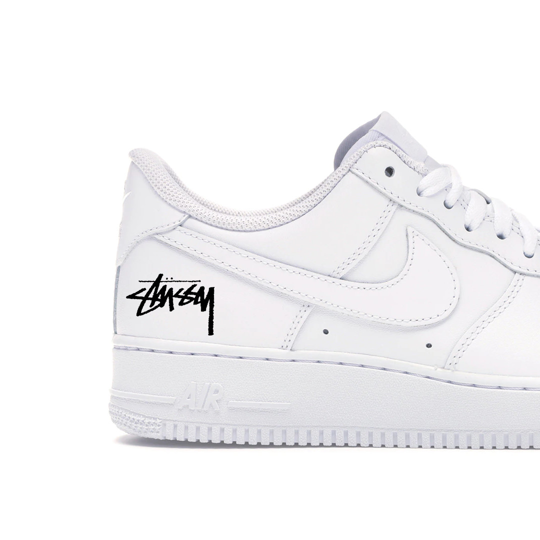 Stussy x Nike Air Force 1