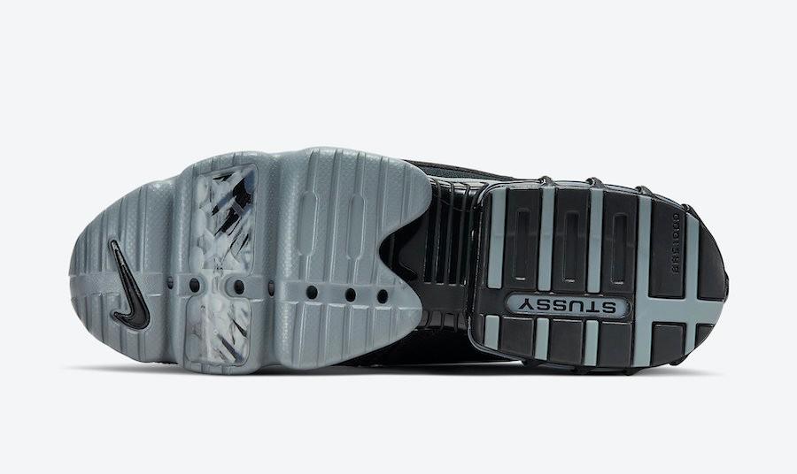 Stussy x Nike Air Zoom Spiridon Cage 2