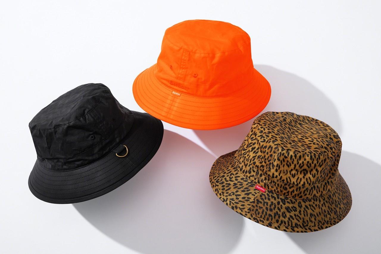 Supreme Barbour Bucket Hat