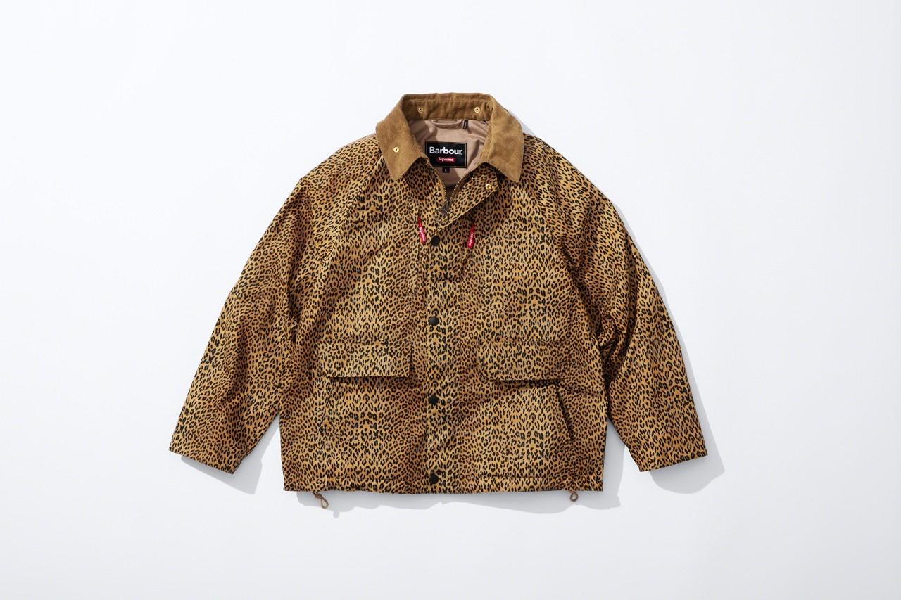 Supreme Barbour Jacket