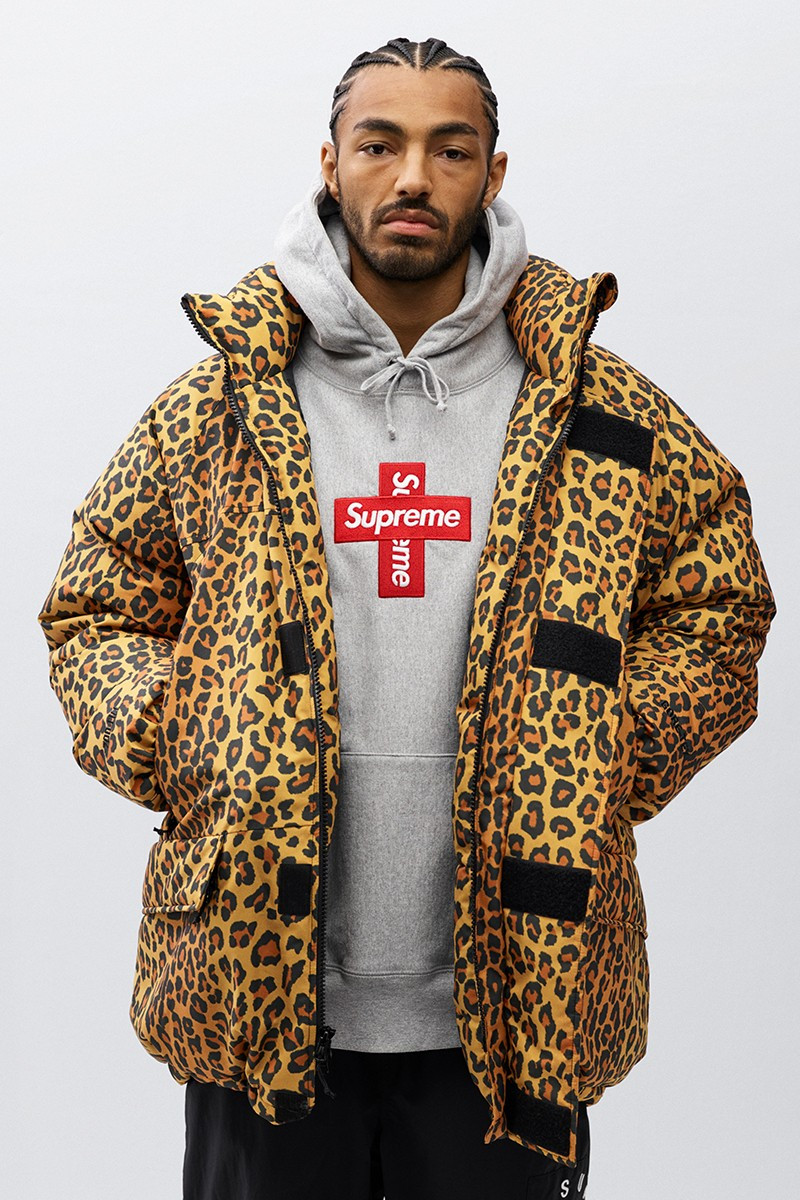 Supreme Box Logo Hoodie Cross Fall Winter 2020