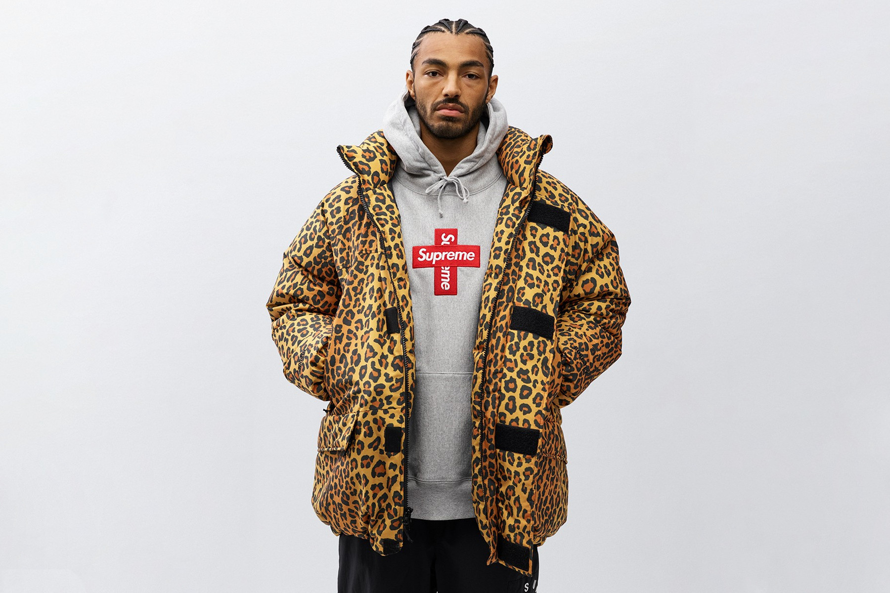 Supreme Box Logo cross Fall/WInter 2020