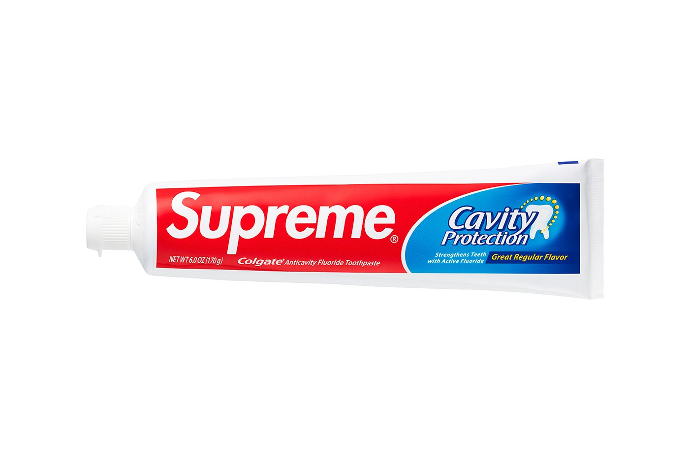 Supreme x Colgate dentifricio