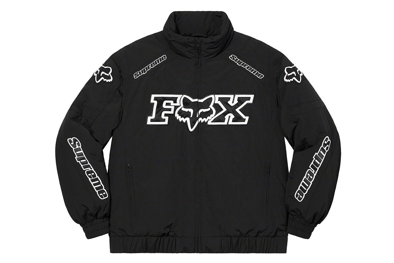 Supreme x Fox Racing jacket