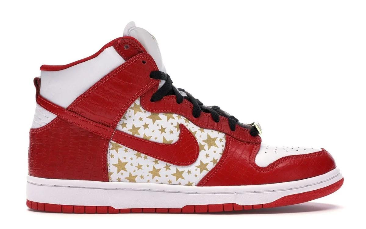 Supreme x Nike SB Dunk High (2003)