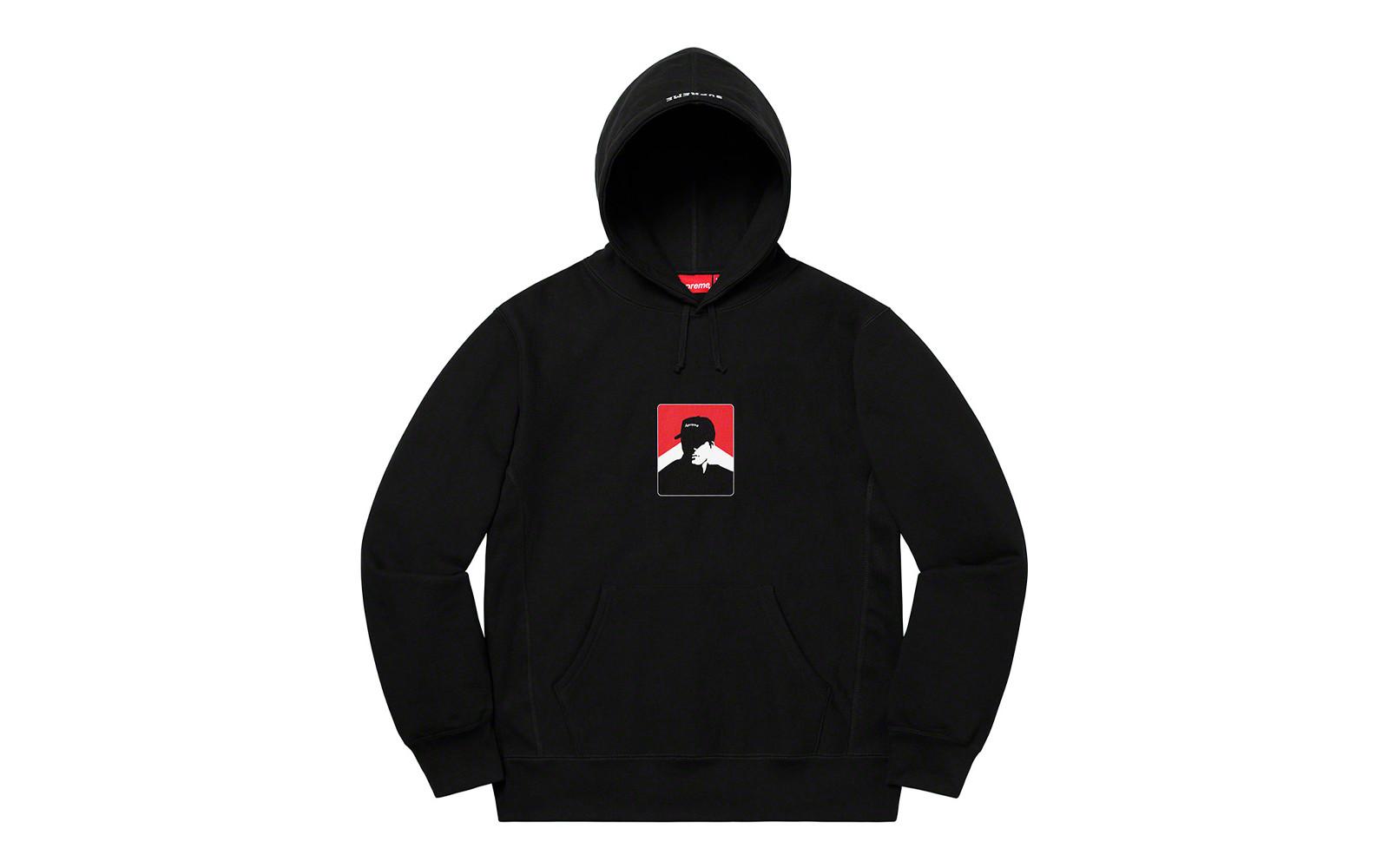 Supreme Portrait Hooded Sweatshirt