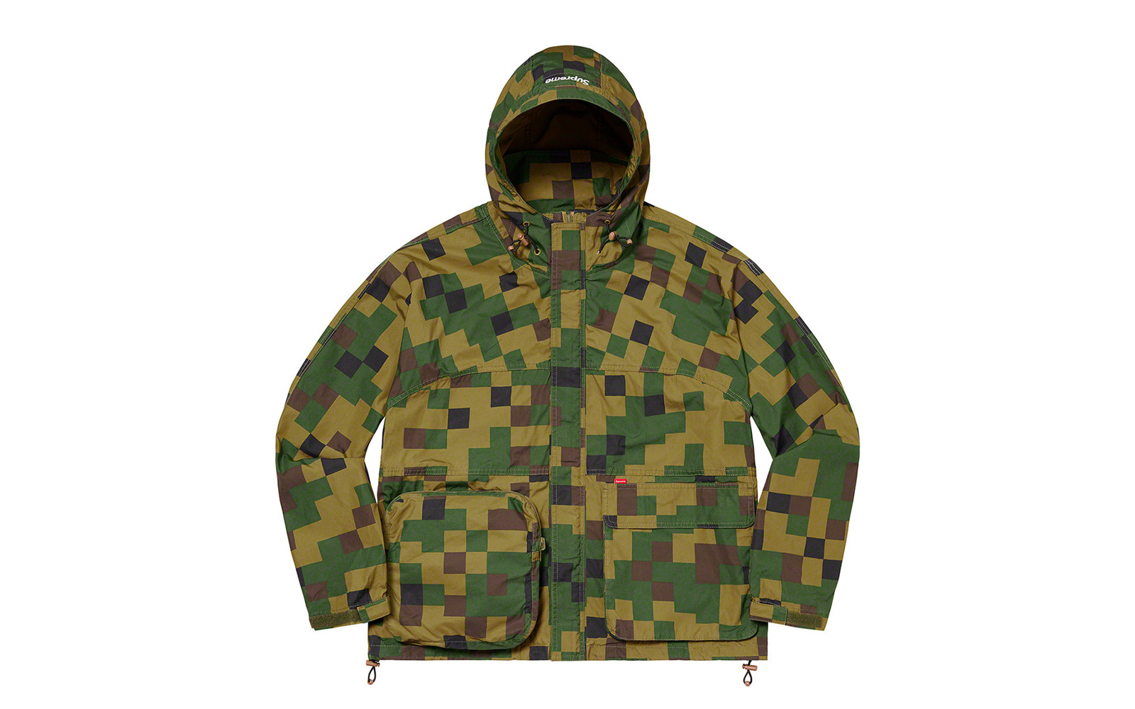 Supreme Technical Field Jacket