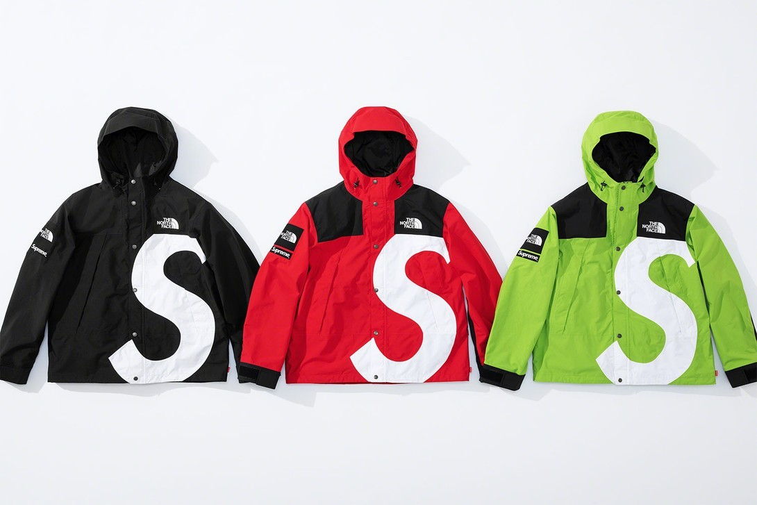 Supreme x The North Face FW20 mountain jacket
