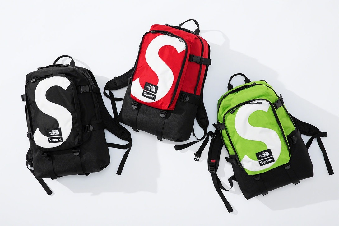 Supreme x The North Face FW20 backpack