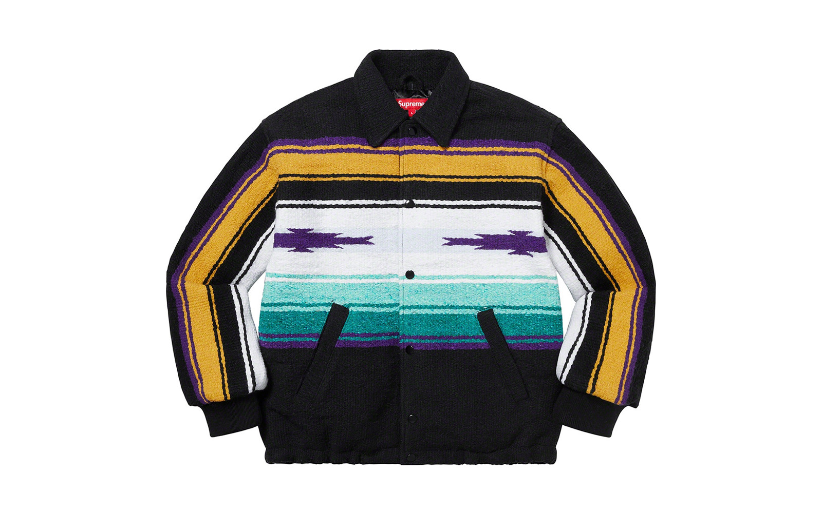 Supreme Tlaxcala Blanket Jacket
