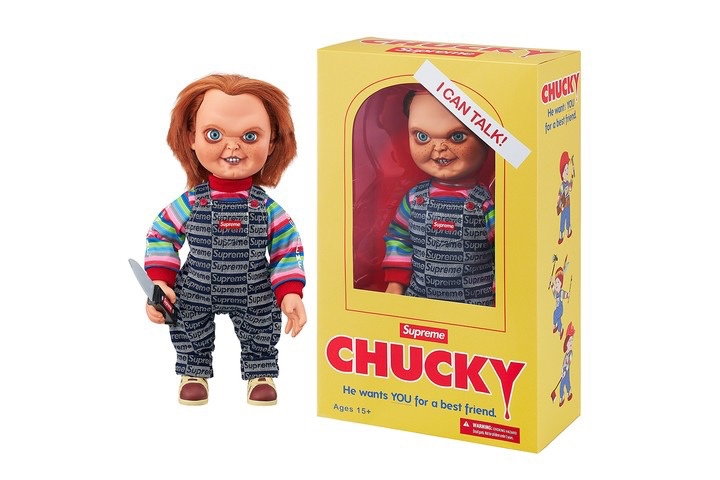 Supreme bambola assassina chucky