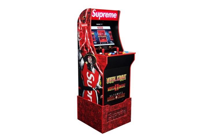 Supreme cabinato arcade Mortal Kombat