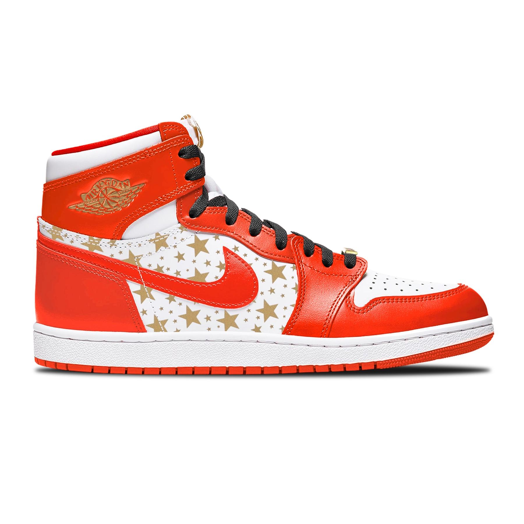 Supreme x Air Jordan 1 High: Ecco un possibile mockup delle ...