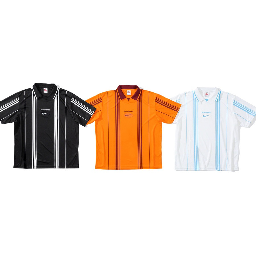Supreme x Nike Jewel Jersey Polo