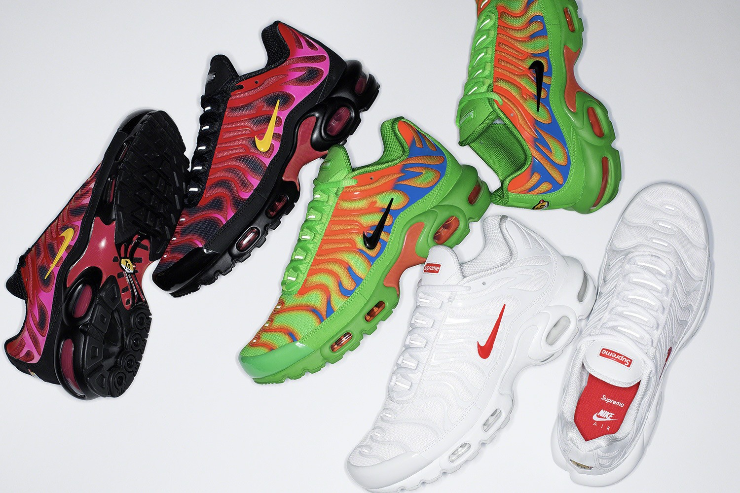 Supreme x Nike Air Max Plus