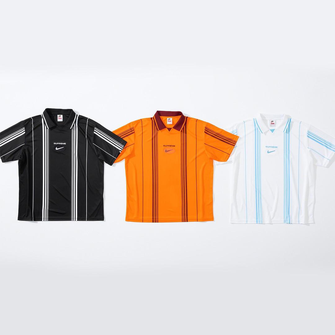 Supreme x Nike polo FW20