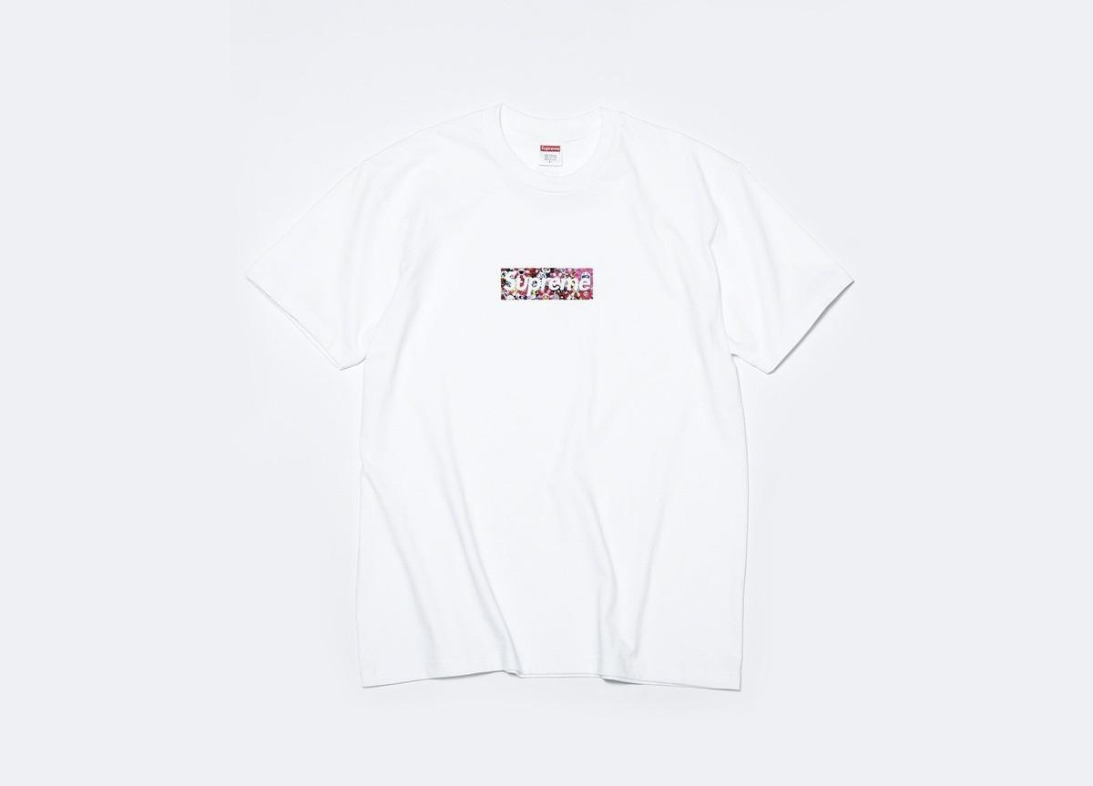 Supreme-x-Takashi-Murakami-Relief-Box-Logo-Tee