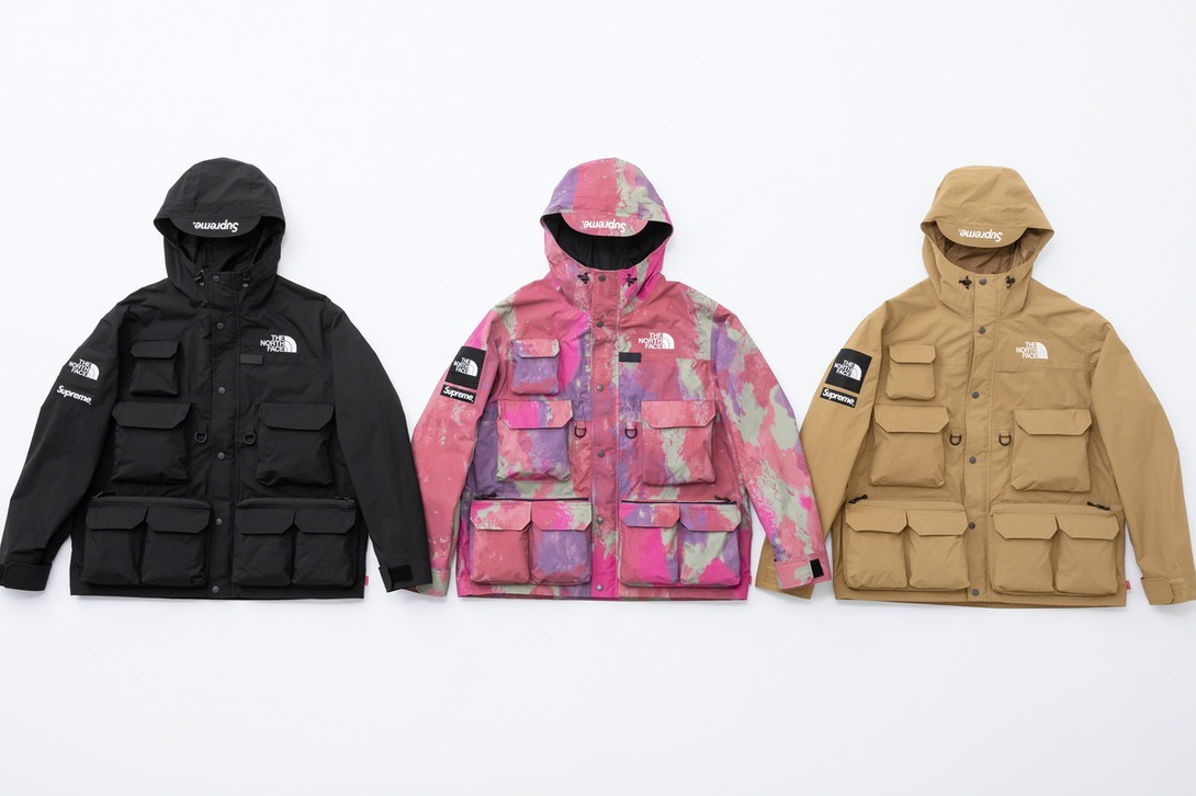 Supreme x The North Face SS 2020