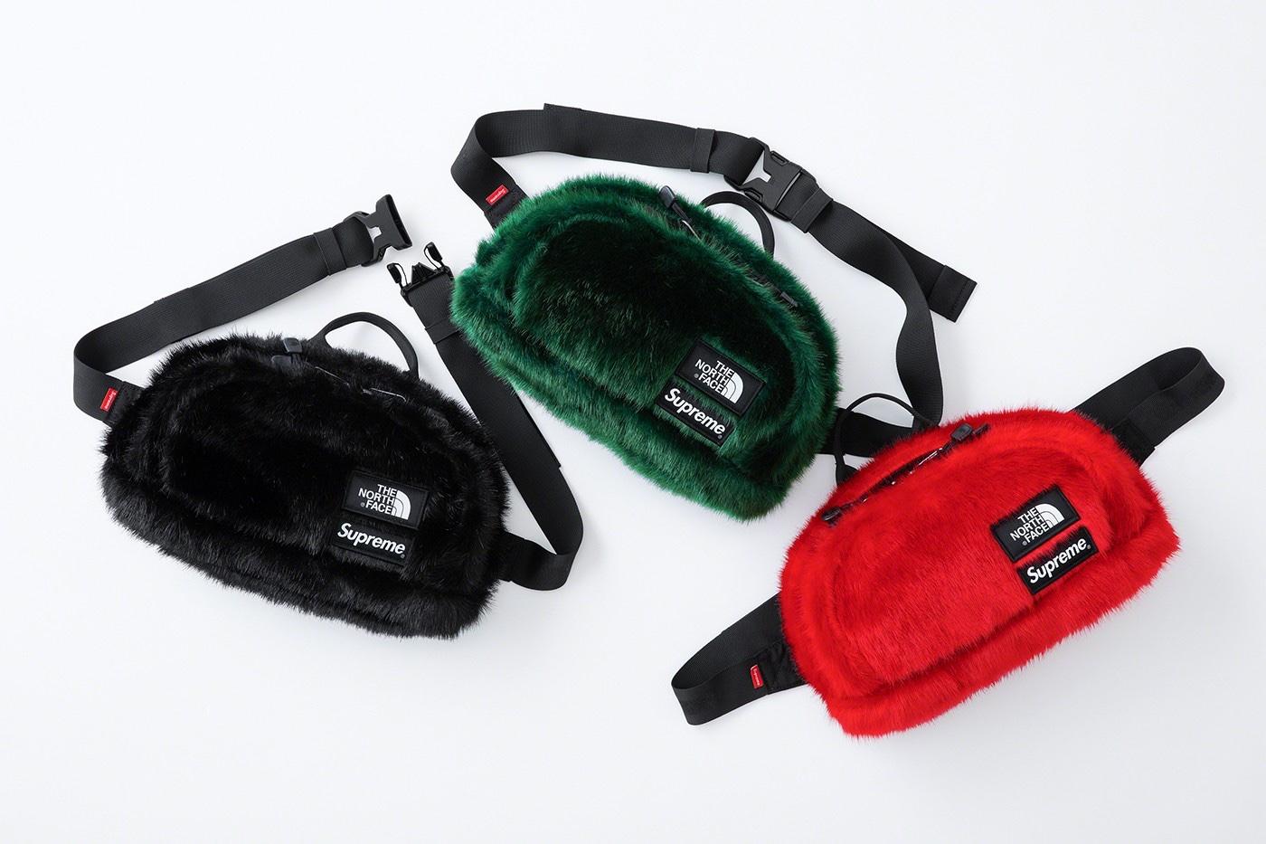 Supreme x The North Face Waist Bag 3L