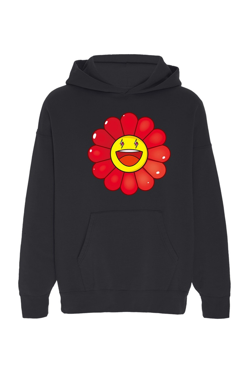 Takashi Murakami x J Balvin Capsule Collection hoodie