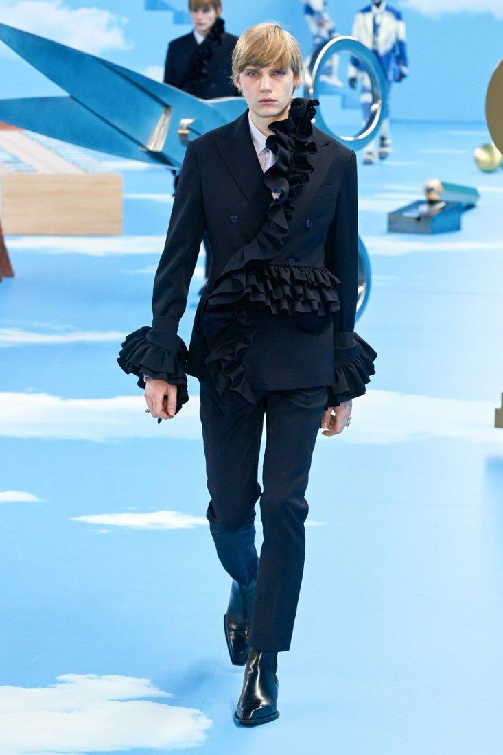 Louis Vuitton Paris Fashion Week 2020
