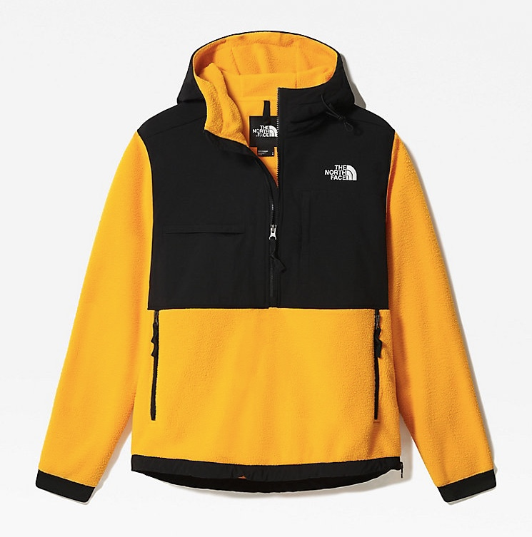 The North Face Anorak gialla