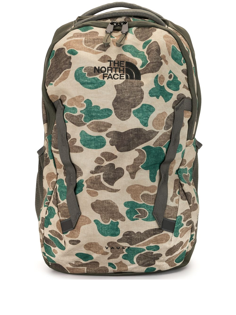 The North Face Backpack camo