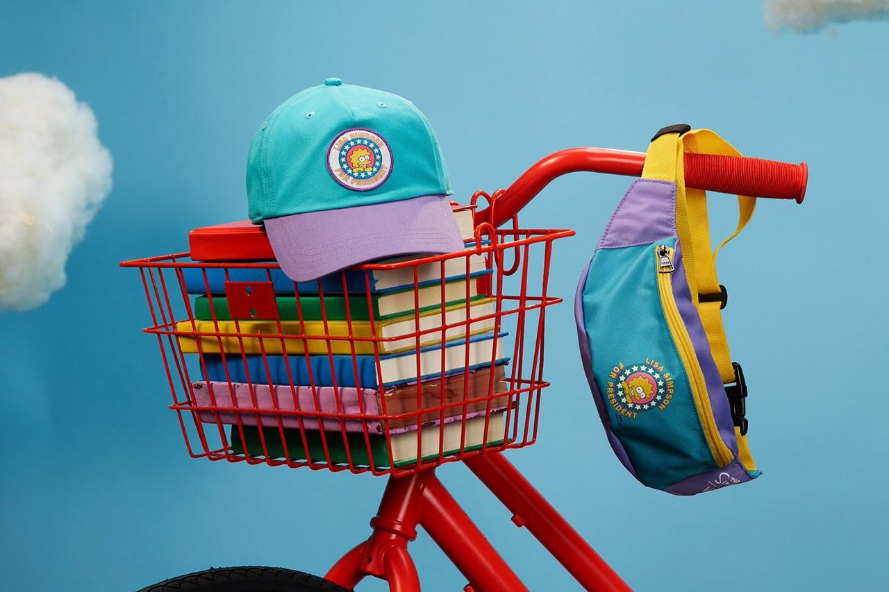 The Simpsons x Vans cappello e marsupio Lisa Simpsons