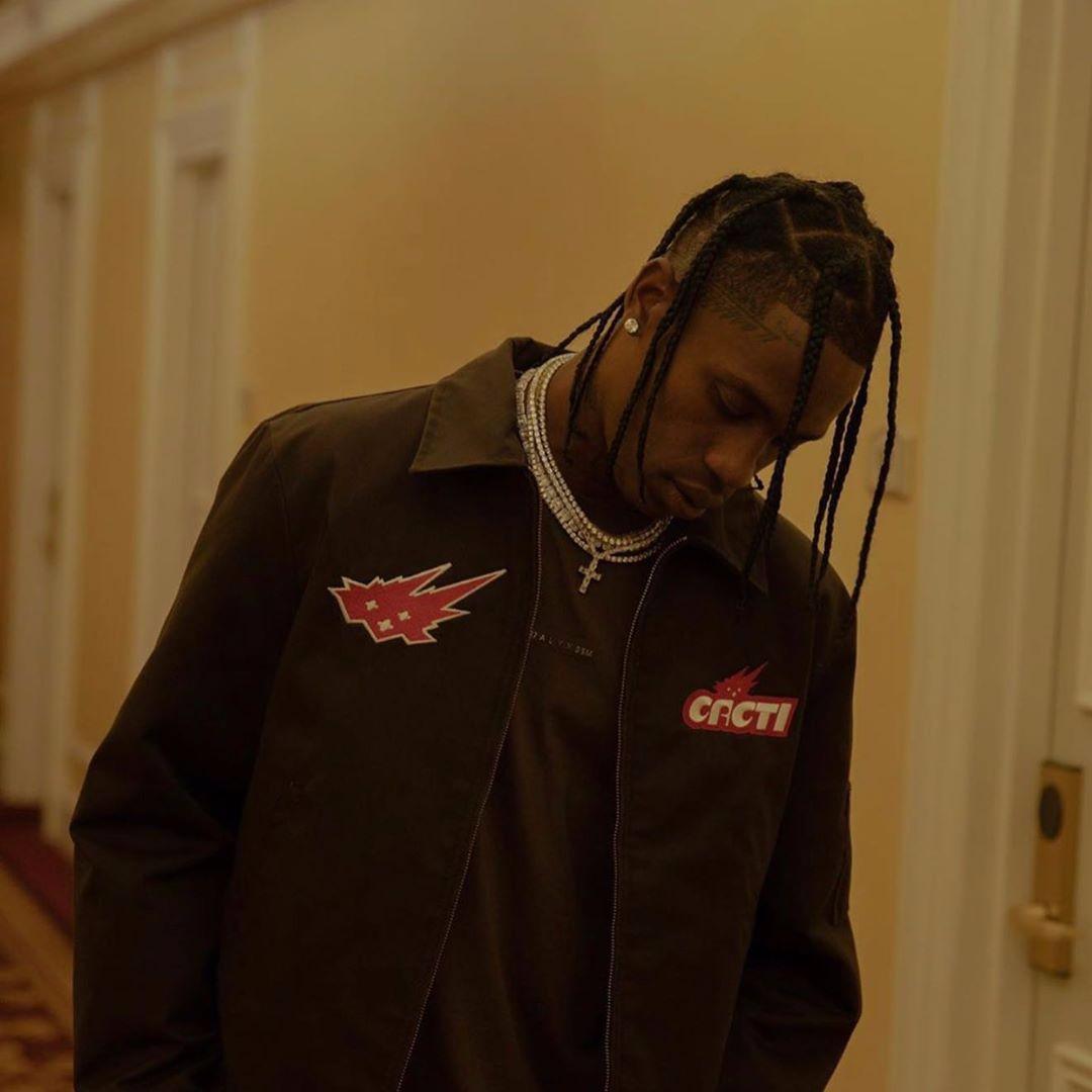 Travis Scott Cacti jacket